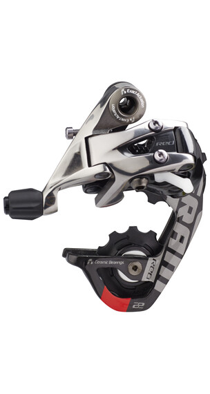 SRAM Red 22 bagskifter short cage